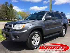 2007 TOYOTA 4 RUNNER LIMITED 4X4