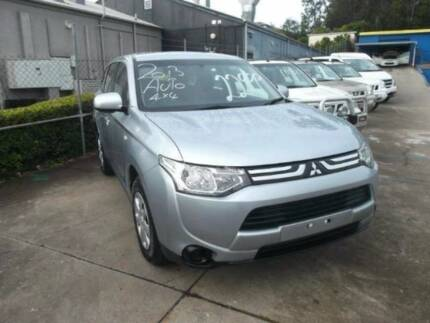 FROM $82 P/Week ON FINANCE* 2013 Mitsubishi Outlander Wagon Invermay Launceston Area Preview