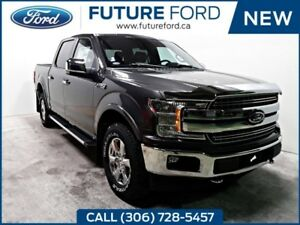 2018 Ford F-150 XLT | TWIN PANEL MOONROOF | SPRAY-IN LINER | FX4