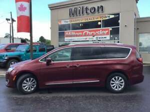2018 Chrysler Pacifica LIMITED|LEATHER|POWER DOORS|R.START