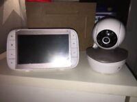 "Motorola 5"" video monitor"