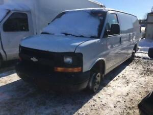2008 Chevy Express Van just in for parts at Pic N Save!