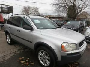 2006 Volvo XC90 AWD 7 seater, Accident Free - Mint