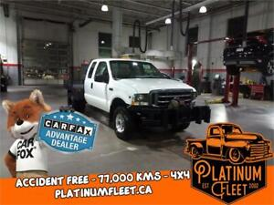 2004 Ford Super Duty F-250 - ONLY 77,000KMS! - Accident Free! XL
