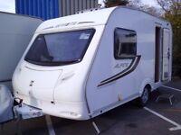 2010 Sprite Alpine 2 Berth Touring Caravan.