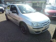 2004 Holden Barina XC (MY04.5) Silver 4 Speed Automatic Hatchback Sylvania Sutherland Area Preview