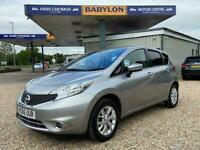 Nissan Note 1.2 ( 80ps ) 2015MY Acenta
