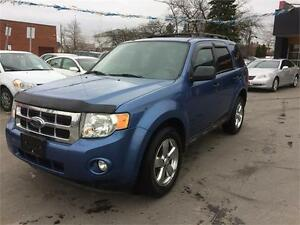 2009 Ford Escape XLT, auto, 163K, cert/wrrnty available