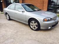 2006 Lincoln LS w/Sport Pkg/ ONLY 88500 KM