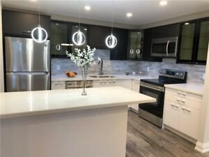 DON'T MISS!!! LUXURY,UNIQUE, FULLY RENOVATED CONDO IN ETOBICOKE