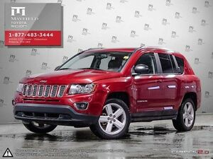2014 Jeep Compass High-altitude Front-wheel Drive (FWD)