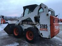 ** 2008 BOBCAT S185 BOBCAT SKID STEER LOADER ONLY 1938 HOURS **