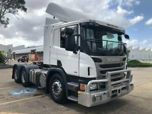 2013 Scania P440 6x2 Prime Movers - 6 x Available Milperra Bankstown Area Preview