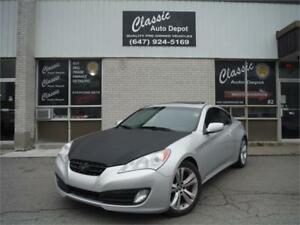 2011 Hyundai Genesis Coupe Premium**CERTIFIED**LEATHER**SUNROOF*