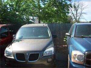 2005 Pontiac Montana SV6 NICE RUNNER DRIVES GREAT AS-TRADED DEAL