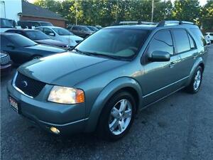 2006 FORD FREESTYLE AWD LEATHER TV/DVD CERTIFIED&E-TEST
