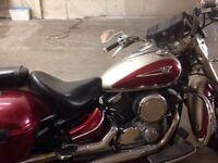 2004 yamaha VStar Classic Motorcycle