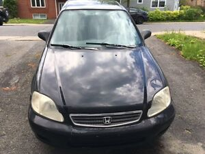 2000 Honda Civic SE Berline