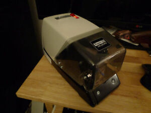 Rapid 100E Commercial Electric Stapler New .