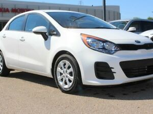 2016 Kia Rio LX+, A/C, CRUISE CONTROL, PREMIUM CLOTH, BLUETOOTH