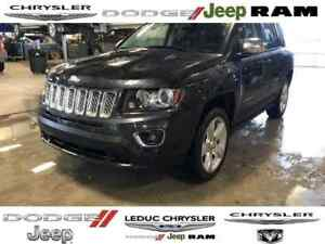 2015 Jeep Compass Limited LEATHER NAV SUNROOF SOUND GROUP REMOTE