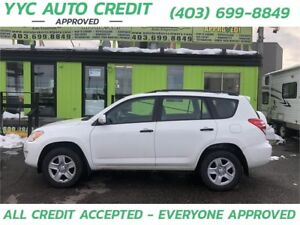 2010 Toyota RAV4  *$99 DOWN EVERYONE APPROVED* LOW KM