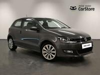 2011 VOLKSWAGEN POLO HATCHBACK
