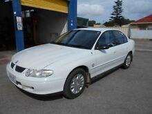 2001 Holden Commodore VX Acclaim White 4 Speed Automatic Sedan Christies Beach Morphett Vale Area Preview