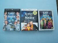 Lost in Space - DVD Box Sets Complete Seasons 1 2 & 3 Cult Sci-fi 1965-68