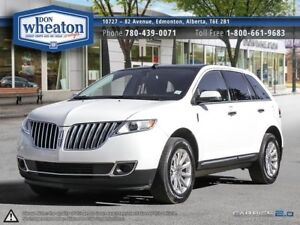 2013 Lincoln MKX AWD Loaded Finance Available