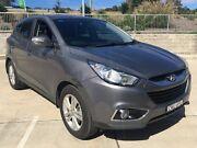 2013 Hyundai ix35 LM MY13 SE (FWD) Grey 6 Speed Automatic Wagon Lisarow Gosford Area Preview