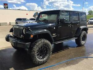 2012 Jeep Wrangler Unlimited 4x4 SPORT