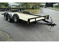 LOWEST PRICE ON 2015 FLATBED 16' 18'
