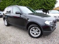 BMW X3 2.0d SE 177, 1 Owner, Lovely DIESEL Example in Super Condition, Full Leather, Long MOT