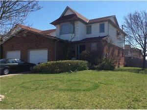 house for rent at Confederation park in Thorold