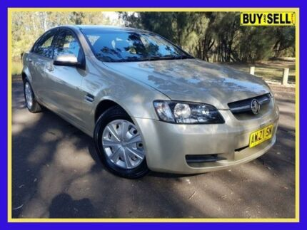 2008 Holden Commodore VE Omega Gold Automatic Sedan Lansvale Liverpool Area Preview