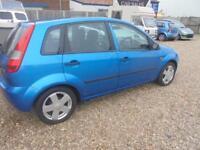 Ford Fiesta 1.4 ( a/c ) 2004.25MY Zetec