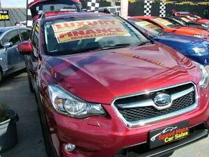 2013 Subaru XV MY13 2.0I-S Continuous Variable Wagon Coburg North Moreland Area Preview