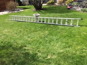 2 extension ladders Heavy Duty
