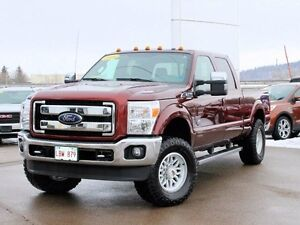2016 Ford F-250 Lariat 4x4 SD Crew Cab 6.75 ft. box 156 in. WB