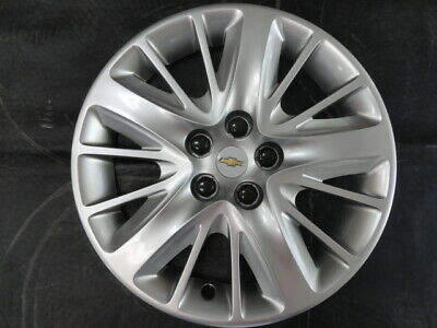 2014-2018 Chevrolet Impala 18 Inch Hub Cap Factory OEM Gm Take Off 3299