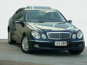 2003 Mercedes-Benz E320 211 Elegance Black 5 Speed Auto Touchshift Sedan Moorooka Brisbane South West Preview