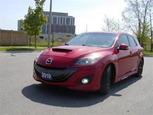 2010 Mazda Mazdaspeed3 - Navi, Leather and more!