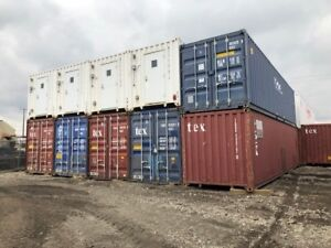40 ft Storage Containers
