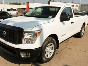 2017 Nissan Titan S 4x2 Single Cab