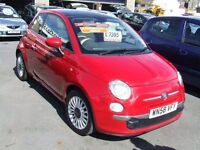 2008 FIAT 500 1.4 Lounge From GBP5,195 + Retail Package