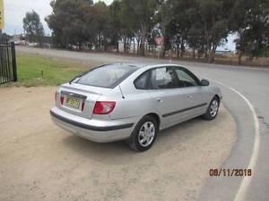 2004 Hyundai Elantra Hatchback Yarrawonga Moira Area Preview