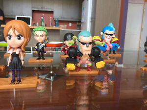 ONE PIECE ACTION COLLECTIBLE FIGURES BRAND NEW IMPORTED Gatineau Ottawa / Gatineau Area image 2