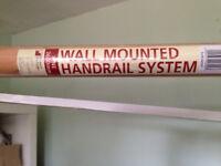 Richard Burbidge Round Hanrail Pine - 35 x 3600mm - Brand New