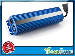 600W OR 1000W Iponic Zone Dimmable Electronic Digital Ballast